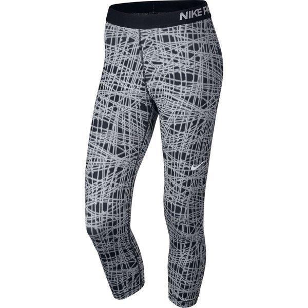 grå dam capri byxor
