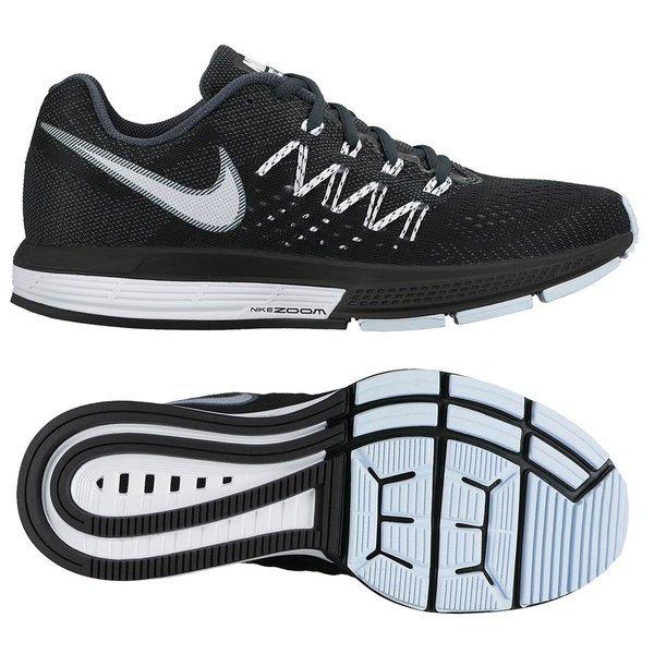 new style 833ae 8ca81 Nike Chaussure de Running Air Zoom Vomero 10 Noir Blanc Femme 0