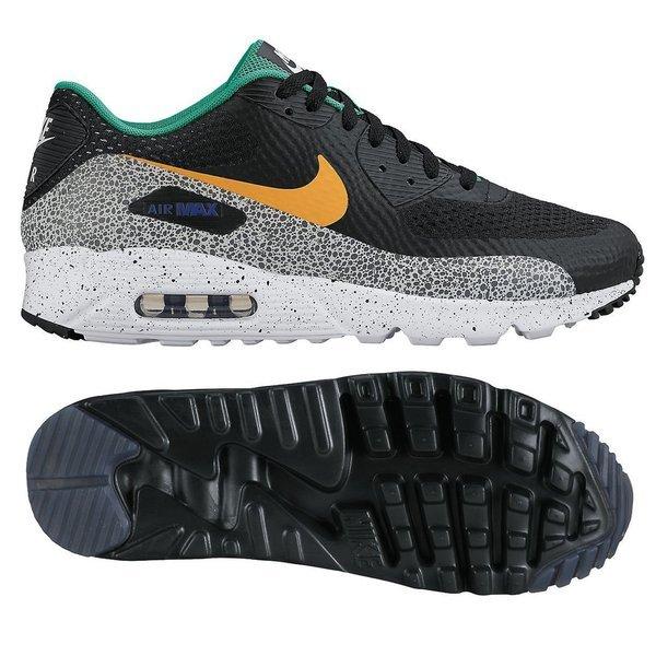 c9592f0e1f Nike Air Max 90 Ultra Essential Black/Resin/Enamel Green/White/Light ...