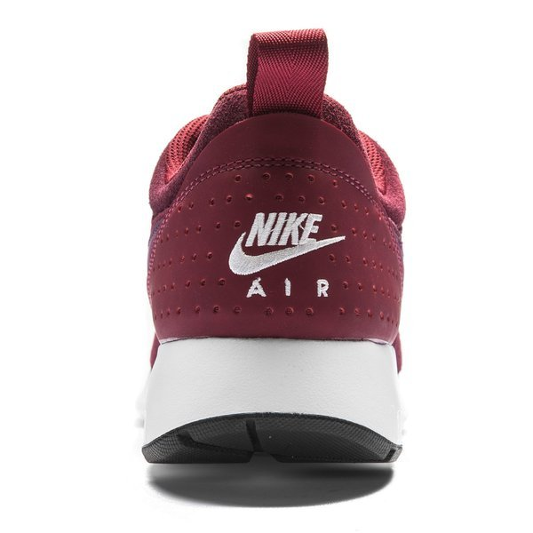 56ef8f0182 Nike Air Max Tavas Leather Night Maroon/Team Red/White | www ...