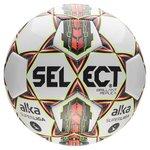Select Fodbold Brillant Replica Alka Superliga Hvid/Rød