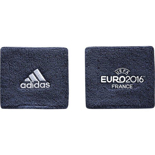 elegante Del Norte Arriba  adidas Sweatbands All Bleus Euro 16 Night Marine/White |  www.unisportstore.com