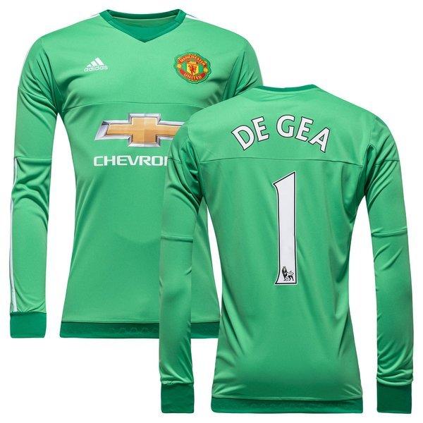 timeless design bf5bc db39c Manchester United Goalkeeper Shirt 2015/16 Semi Flash Lime ...