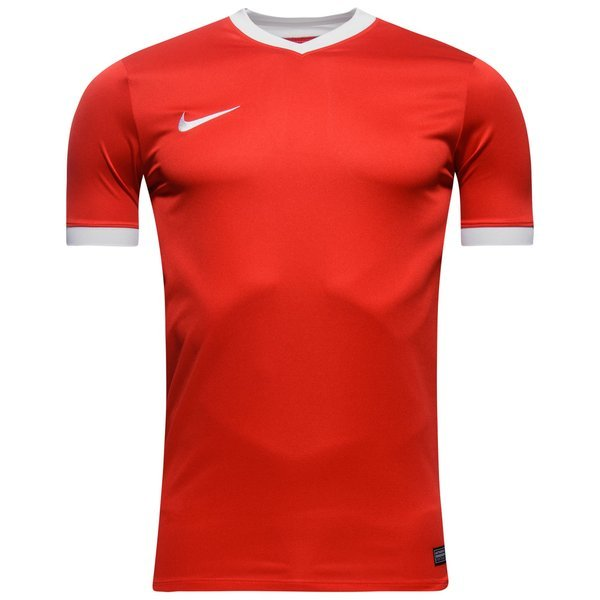 100% quality no sale tax outlet for sale Nike Football Shirt Striker IV University Red/White | www ...