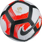 Nike Ballon de Football Ordem III Blanc/Rouge/Noir
