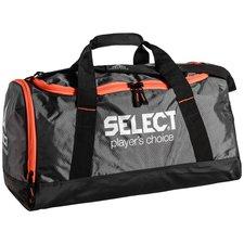 Praktisk og rummelig sportstaske fra Select, hvor du nemt kan opbevare dit træningstøj, fodboldstøvler eller andet grej, som du skal bruge til træning eller kam