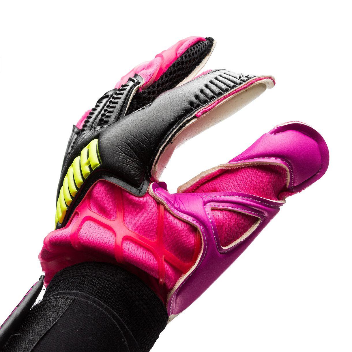 PUMA Goalkeeper Gloves evoSPEED 1.4 Tricks Pink Glow ...