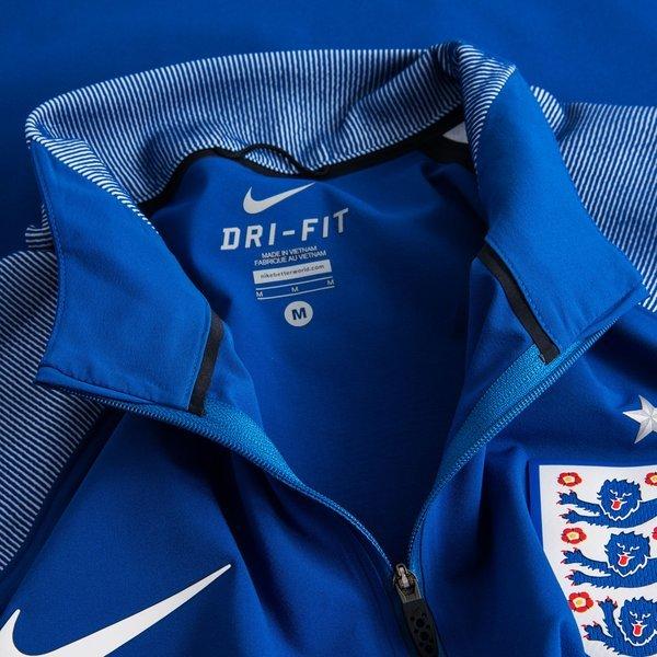 Elite D'entraînement Bleu Iii Woven Angleterre Revolution Veste xSZw0IIPq