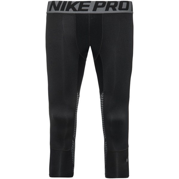 aaaed97d823 Nike Pro Hypercool Tights 3/4 Black | www.unisportstore.com