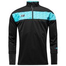 Sells Trainingshirt Aqua Schwarz/Blau