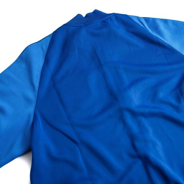 Brasilien Trainingsjacke Authentic N98 Blau
