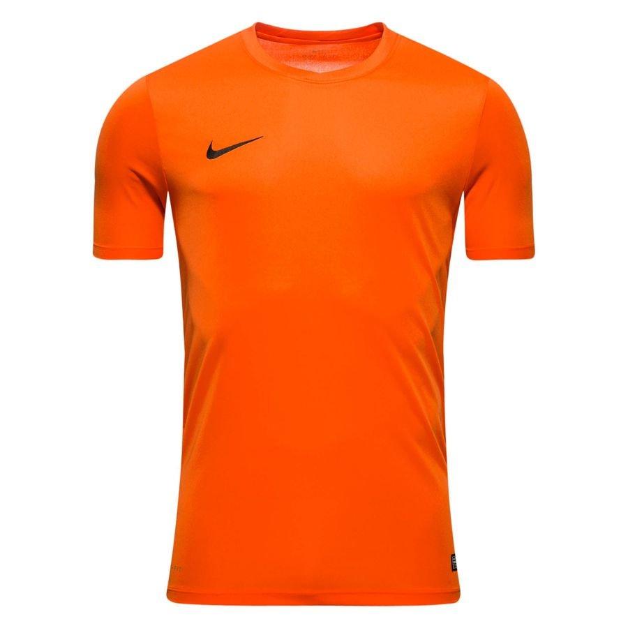 Nike Spilletrøje Park VI Orange Børn thumbnail