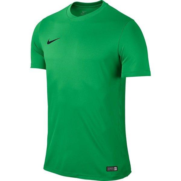 Nike Maillot de Football Park VI Vert Enfant