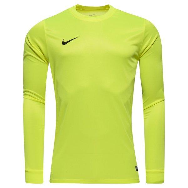 Nike Spilletrøje Park VI L/Æ Neon thumbnail