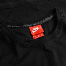 e793f361e Nike F.C. T-Shirt Sideline Black/Dark Grey Heather | www ...