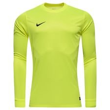 Nike Trikot Park VI L/S Neon Kinder