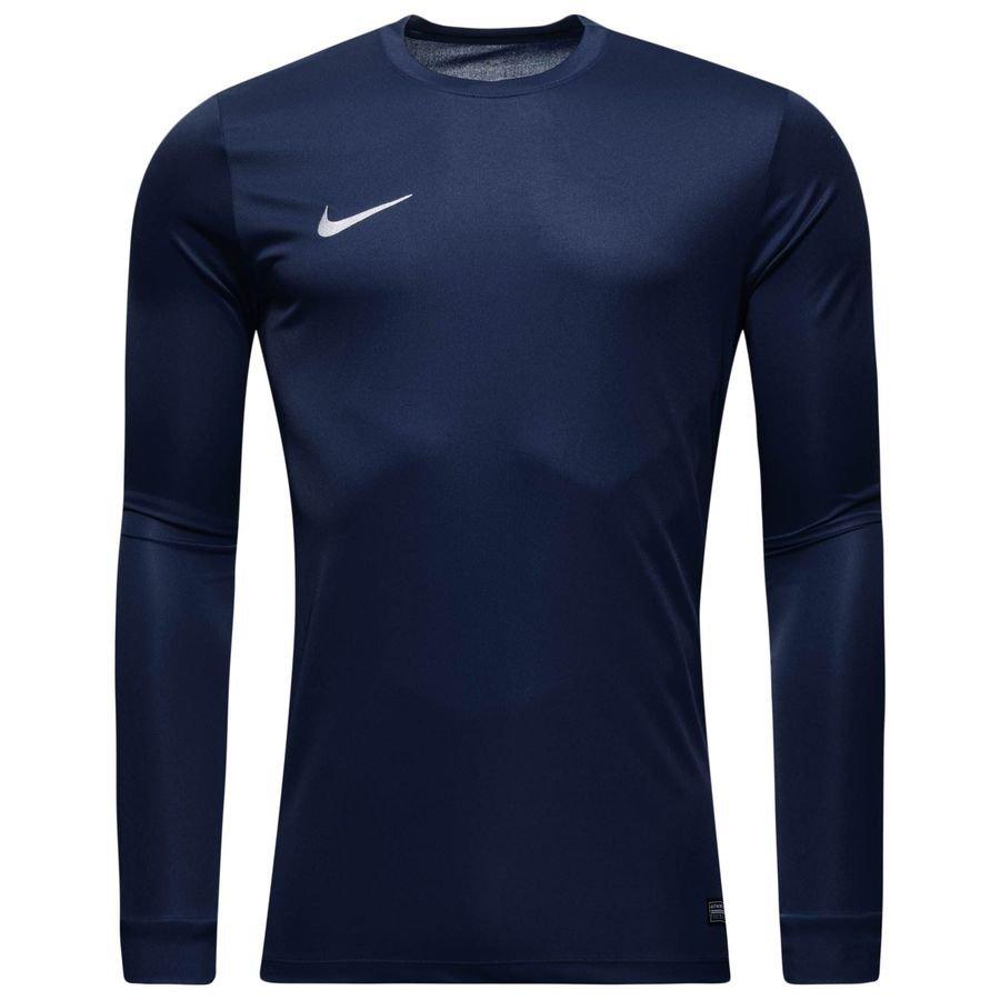 Nike Maillot Park V M/L Bleu Marine Enfant