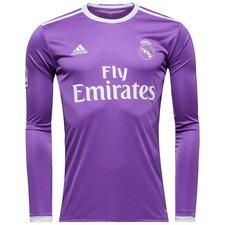 Real Madrid Udebanetrøje 2016/17 L/Æ Børn