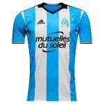 Marseille Troisième Maillot 2016/17