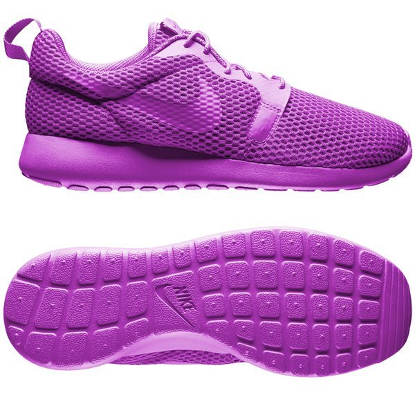 Nike Roshe One Hyperfuse Breathe Violet Femme | www