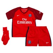 Paris Saint-Germain Bortaställ 2016/17 Mini-Kit Barn