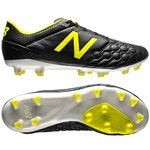 New Balance Visaro K-Leather FG Noir/Jaune