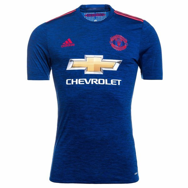 online store 5aefd 31dbe Manchester United Away Shirt 2016/17 Adizero | www ...