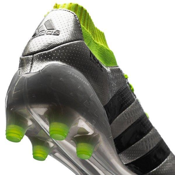 adidas ACE 16.1 Primeknit FGAG Mercury Silver MetallicCore
