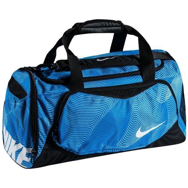 Nike Sporttasche Team Training Blau/Schwarz Kinder | www ...