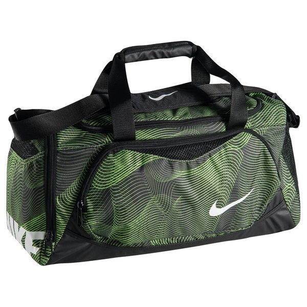 Nike Sports Bag Team Training Action Green Black White Kids. Read more  about the product. - bags. - bags image shadow 37d2e26f61457