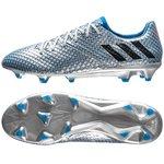 adidas Messi 16.1 FG/AG Mercury Sølv/Sort/Blå