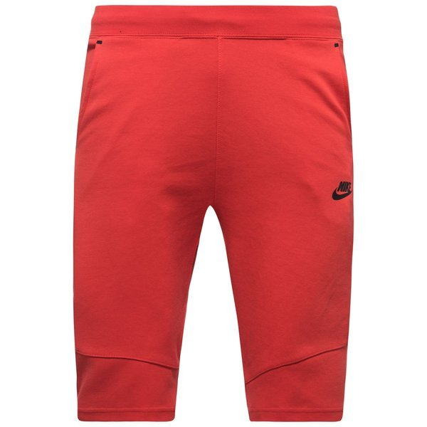 Nike Short de sport Tech Fleece RougeNoir Junior