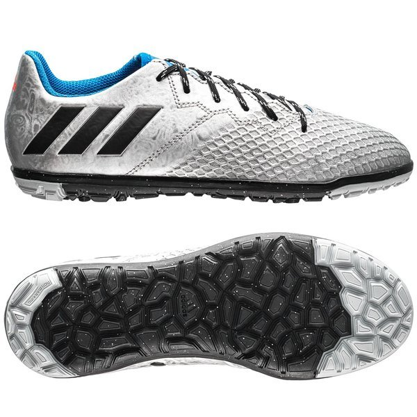 adidas messi 16.3 in svart and hvit