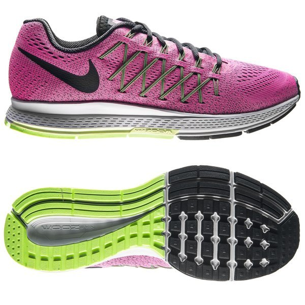 first rate 4af2f d61a5 Nike Running Shoe Air Zoom Pegasus 32 Pink Pow Black Barely Volt Ghost  Green Women. Read more about the product. - running shoes. - running shoes  ...