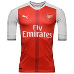 Arsenal Maillot Domicile 2016/17 Authentic