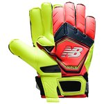 New Balance Gants de Gardien Furon Destroy - Blanc/Orange/Noir