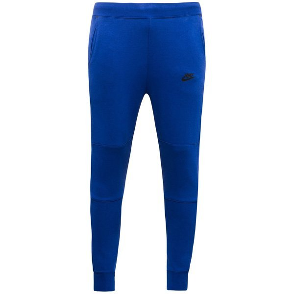 nike pantalon d'entraînement tech fleece bleu/noir - junior | www