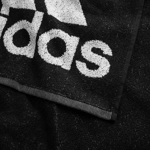 adidas Badhandduk SvartVit   unisportstore.se