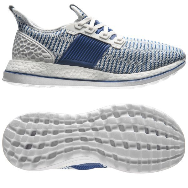 a00ae75a2e3f3 140.00 EUR. Price is incl. 19% VAT. -50%. adidas Running Shoe Pure Boost ZG  Limited Edition Crystal White Collegiate Royal