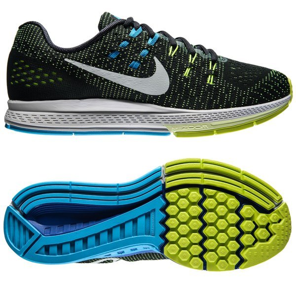 new styles 69e5e bca7f 130.00 EUR. Price is incl. 19% VAT. -50%. Nike Running Shoe Air Zoom  Structure 19 Black Pure Platinum Volt Blue Lagoon