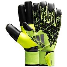Opinión imperdonable En la mayoría de los casos  adidas Goalkeeper Glove ACE Trans Fingertip Solar Yellow/Black/Semi Solar  Yellow   www.unisportstore.com