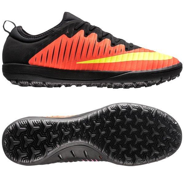 more photos 5bc89 c4ada Nike MercurialX Finale II TF Total Crimson/Volt/Black | www ...