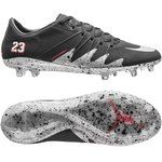 Nike Hypervenom Phinish Neymar x Jordan FG Schwarz/Silber/Rot