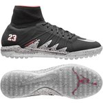Nike HypervenomX Proximo Neymar x Jordan TF Schwarz/Silber/Rot