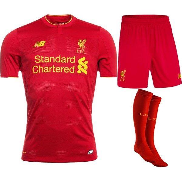 info for b98f5 f7bf4 Liverpool Home Kit 2016/17 | www.unisportstore.com