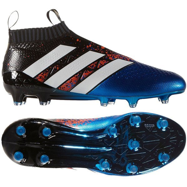 f4e7386b6da7 adidas ACE 16+ PureControl Paris Pack FG AG Core Black White Shock ...