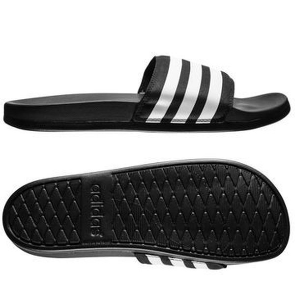 e433aa980c03 adidas Slide adilette Supercloud Plus - Black White. Read more about the  product. - sandals. - sandals image shadow