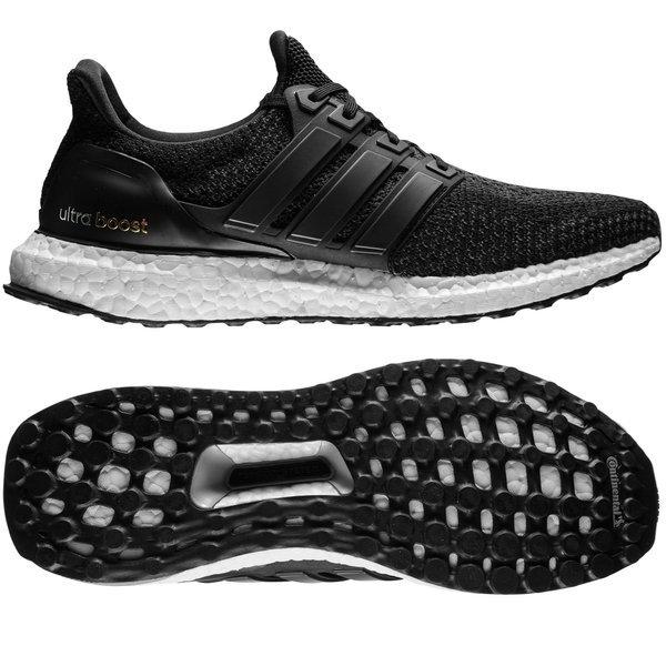 sports shoes f1454 d301c adidas Løbesko Ultra Boost Sort Hvid