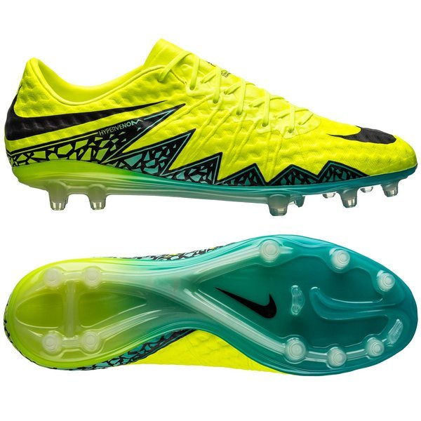 deb0a6b456dc Nike Hypervenom Phinish FG Volt Black Hyper Turquoise PRE-ORDER. Read more  about the product. - football boots image shadow