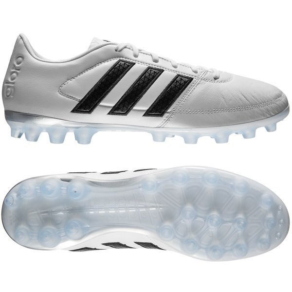 a0943713e6 adidas Gloro 16.1 AG White Core Black Matte Silver